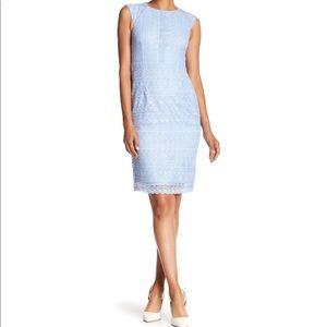 🆕 TAHARI lace dress- size 12
